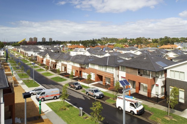 Parkville Townhouses (1)